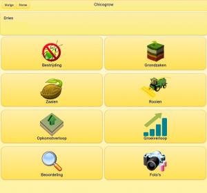 Chicogrow App