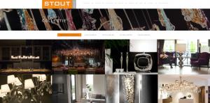 Stout Verlichting website