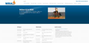 WRAN website
