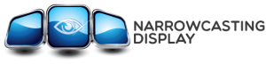 NarrowcastingDisplay